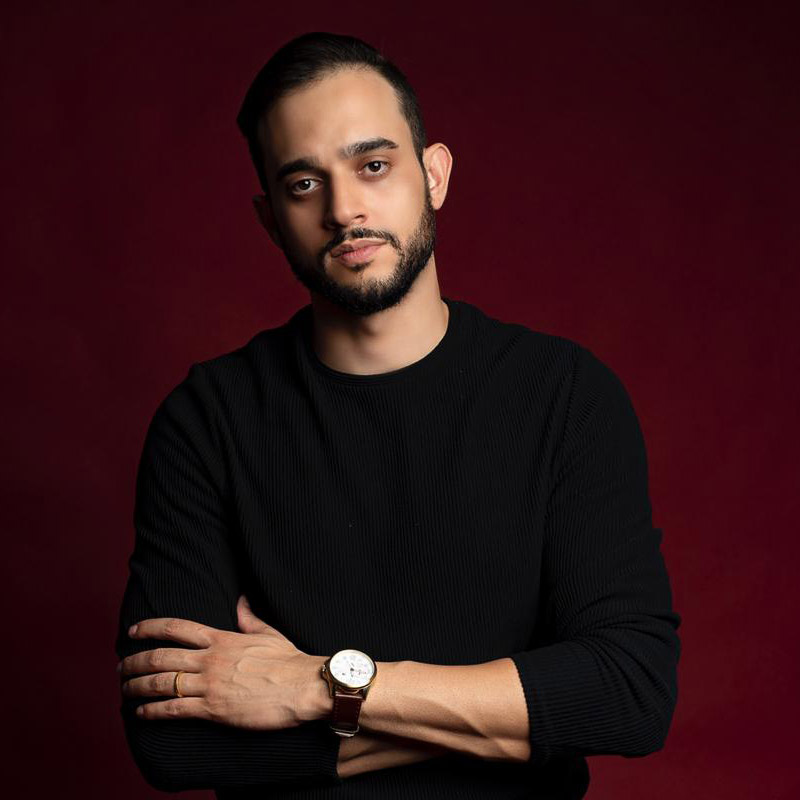 Gabriel Gonçalves, professor da EM&T School of Rock